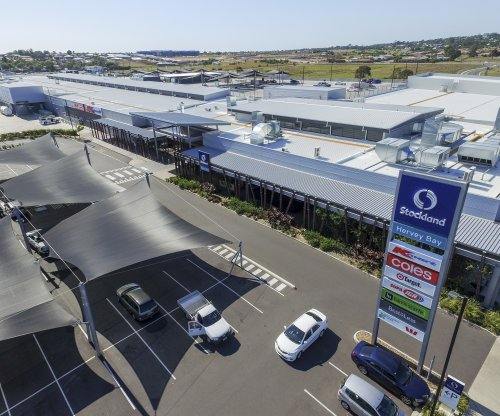 Hervey Bay shopping centre redevelopment
