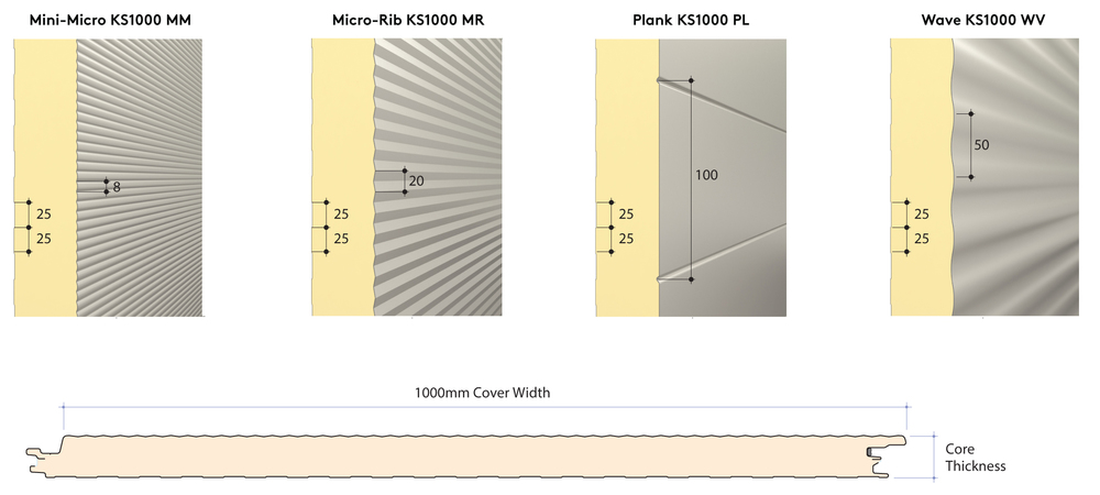 Kingspan Ks1000 Awp Steelselect