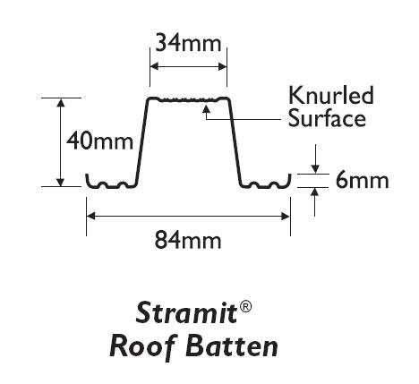 Stramit® Roof Batten