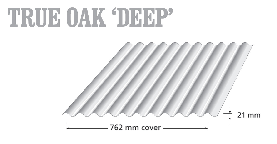 True Oak™ Deep