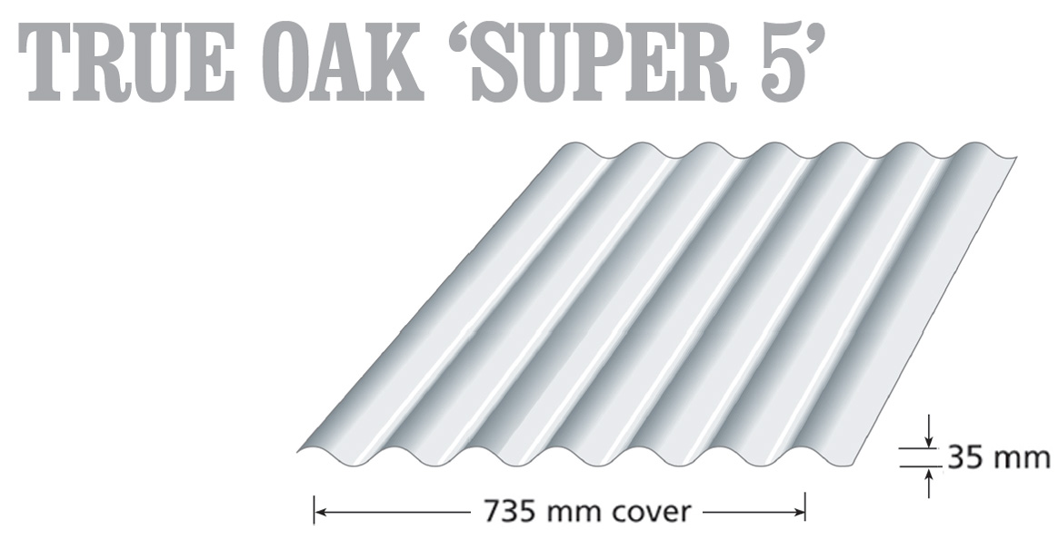 True Oak™ SUPER 5