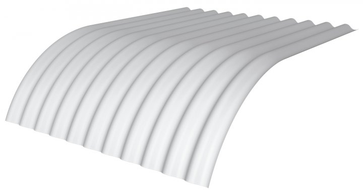 Stramit® Curved Corrugated | SteelSelect