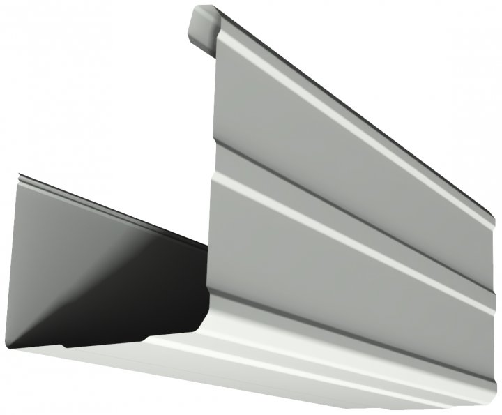 LYSAGHT EMLINE® Gutter and Capping