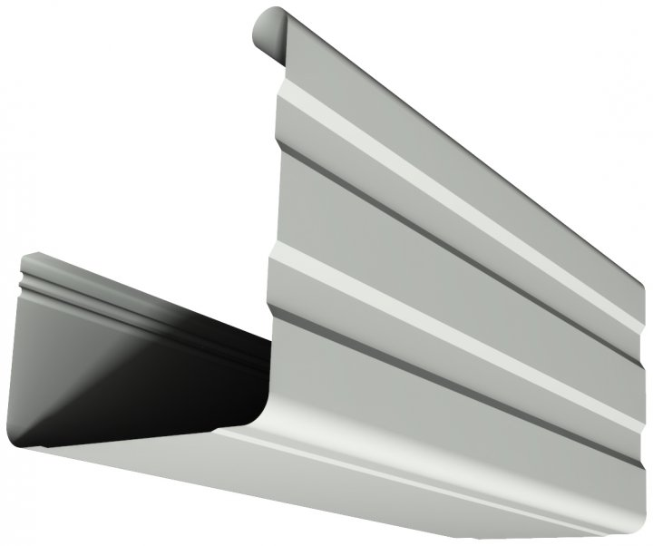 LYSAGHT SHEERLINE® Gutter and Capping