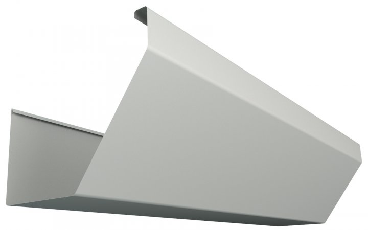 LYSAGHT SHORELINE® Gutter