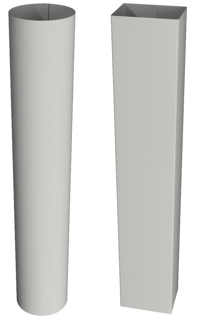 LYSAGHT® Downpipes