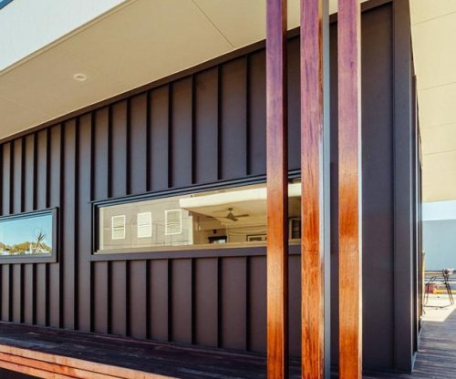LYSAGHT ENSEAM® cladding - Parkwood Modular Buildings