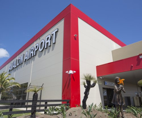Avalon Airport International Terminal, Victoria