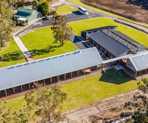 Trinity Grammar School Environmental & Field Studies Centre