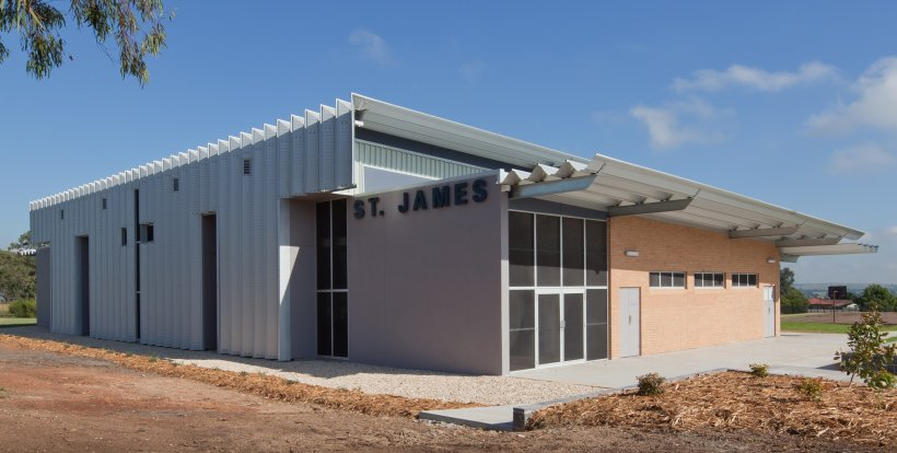 St James' Primary School, Muswellbrook