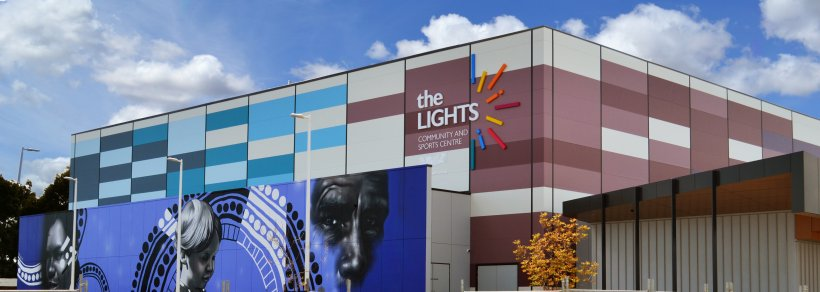 The Lights Community & Sports Centre, Adelaide